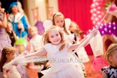 Организация праздников от Детского центра Елены Чернявской