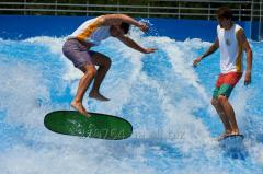 Бассейны для серфинга