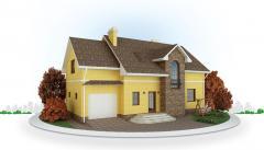 Постройка домов, коттеджей под ключ