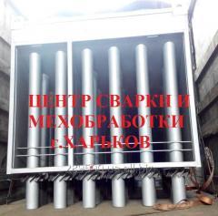Изготовление, ремонт и модернизация циклонных элементов батарейных циклонов