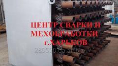 Циклонные элементы батарейных циклонов (мультициклонов) БЦ2, БЦ512, БЦ256