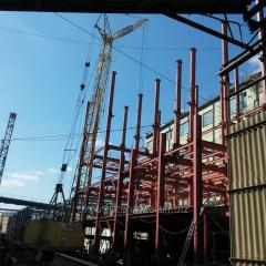 Rent caterpillar crane, MKG, RDK, DEK