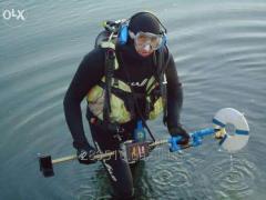 Работа на глубине водолазов,аквалангистов,ныряльщиков