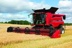 Repair of combines and their units