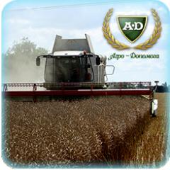 Colza harvesting by combines