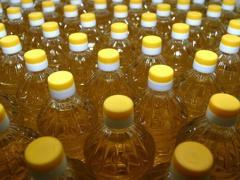 Oil, sunflower, not refined