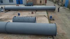 Дымовые трубы Компания «Укрпромтехсервис», которая является официальным представителем в Украине американской корпорации «Ultraflote», предоставляют Вам свои услуги по возведению труб.