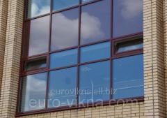 Adjustment of aluminum windows