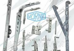 Замена оконной фурнитуры Vorne
