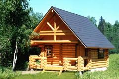 Постройка деревянных бань по всей территории Украины и Польши