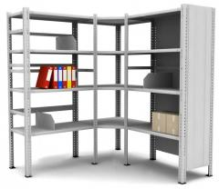 We make racks and rack systems with metal to