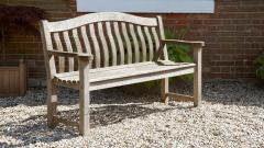 Recovery of garden furniture