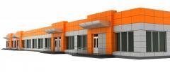 Облицовка фасадов композитными материалами утепление