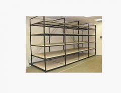 Изготовление и монтаж торгового оборудования из металла под заказ