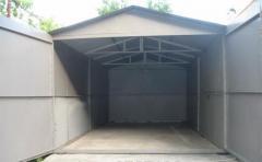 Изготовление и монтаж каркасов для ангаров, гаражей, металлоконструкций для каркасов складов, металлических ферм, балок, прогонов и рам под заказ