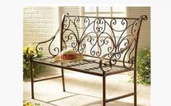 Изготовление скамеек из металла, кованых скамеек под заказ