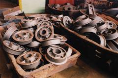 Литье  из стали, чугуна, бронзы и латуни - зубчатые колеса, шестерни, корпуса