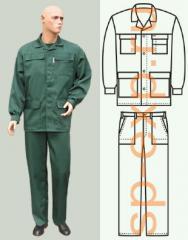 Спецодежда, рабочая одежда, корпоративная одежда