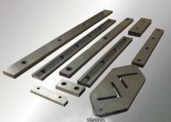 Repair of machine tools and the equipment