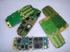 Скупка и переработка электронного лома