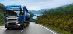 Услуги по перевозке груза