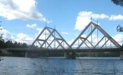 Горячее цинкование Конструкций пролетов автомобильных, пешеходных, железнодорожных мостов