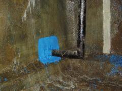 Waterproofing bentonite cement solutions for