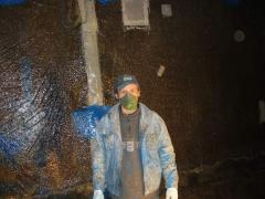 Replacement of waterproofing
