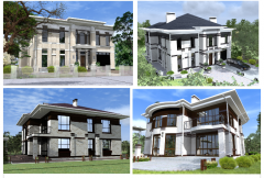 Реконструкция жилых домов