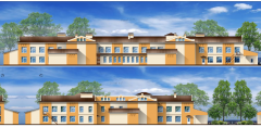 Reconstruction of buildings