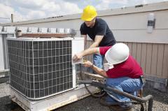 Срочный ремонт промышленных кондиционеров, холодильных машин ,холодильных камер,холодильников!