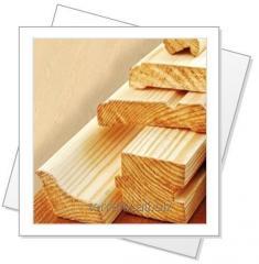 Изготовление погонажных изделий из дерева поз заказ.