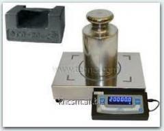Поверка и калибровка механических средств измерительной техники