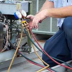 Maintenance of refrigerating appliances
