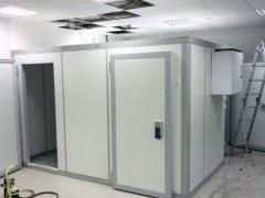 Installation of refrigerators