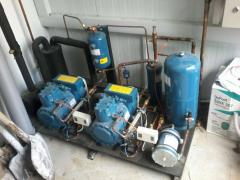 Installation of refrigerating appliances