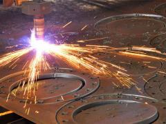 Плазменная (фигурная) резка металлов