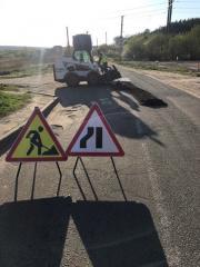 Lease of road building technics