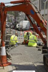 Ремонт асфальтобетонного покрытия дорог
