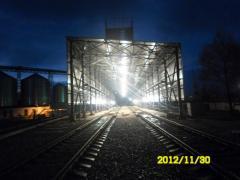 Ремонт эстакад с железнодорожными путями