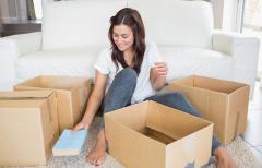 International express delivery of parcels,