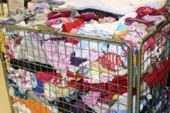 Утилизация одежды, текстиля