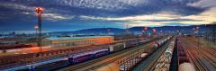 Железнодорожные перевозки грузов в Украине и в ЕС страны