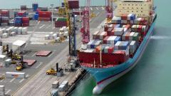 Транспортировка контейнеров по грузовым портам / выходам Одесса, Южный, Черноморск