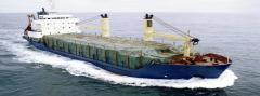 Фрахтование судов для навалочных грузов