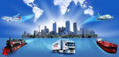 The development of transport logistics scheme