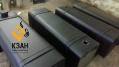 Изготовление гидравлических баков для установки на тягач