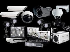 Установка, обслуживание, и подбор видеонаблюдения