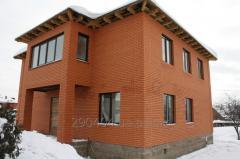 Построим дом кирпича и блоков. Ст.компания ANTBUILDER