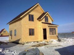 Строительная компания ANTBUILDER произведет постройку частного дома